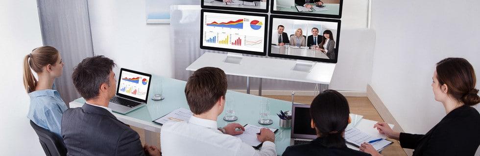 Videoneuvottelu | Suomen Kongressitekniikka Oy