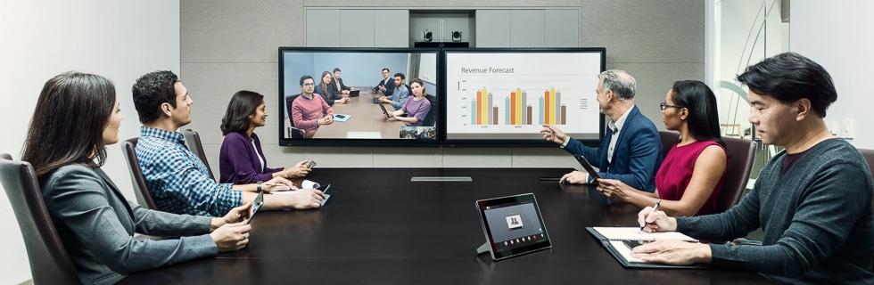 Polycom RealPresence Group 700 | Suomen Kongressitekniikka Oy