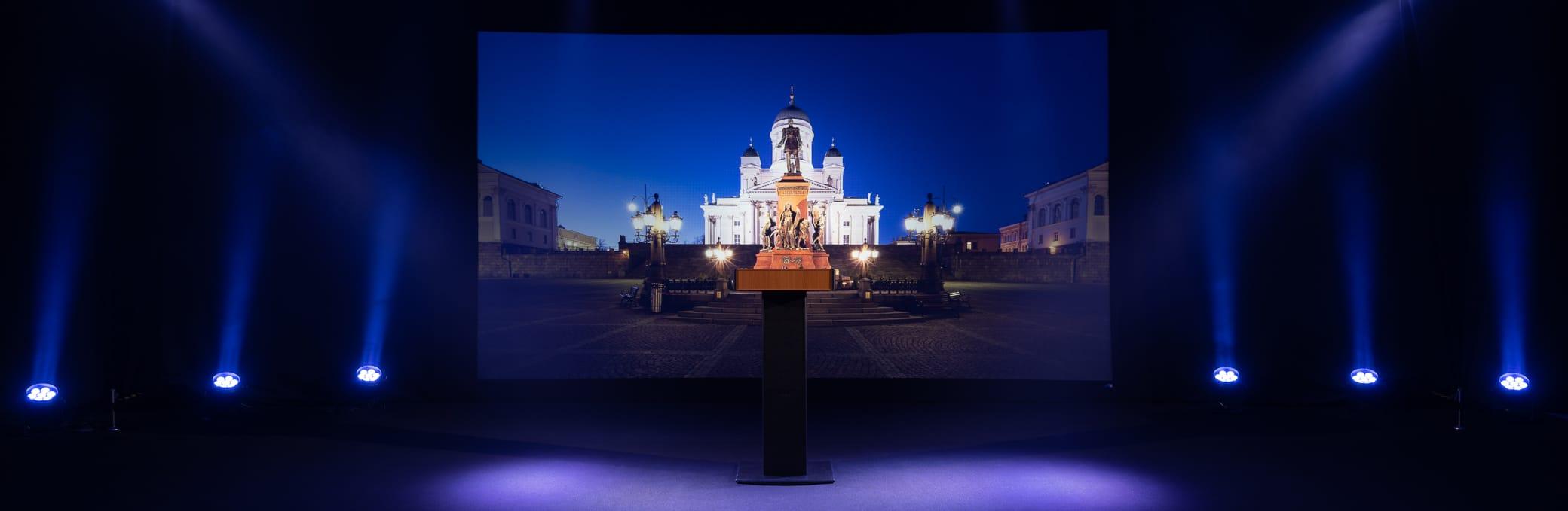Suomen Kongressitekniikka Oy | Striimausstudio